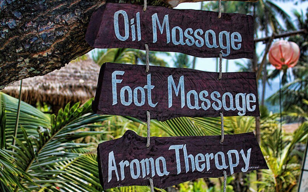 Voor jezelf zorgen met Aromatherapie